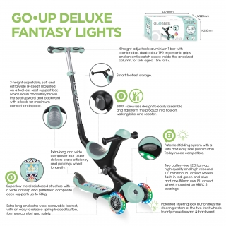 GO•UP DELUXE FANTASY LIGHTS