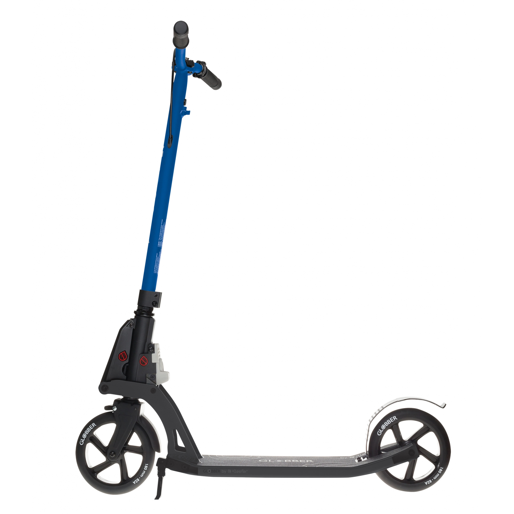 foldable scooter for adults with handbrake - Globber ONE K 180 BR 2