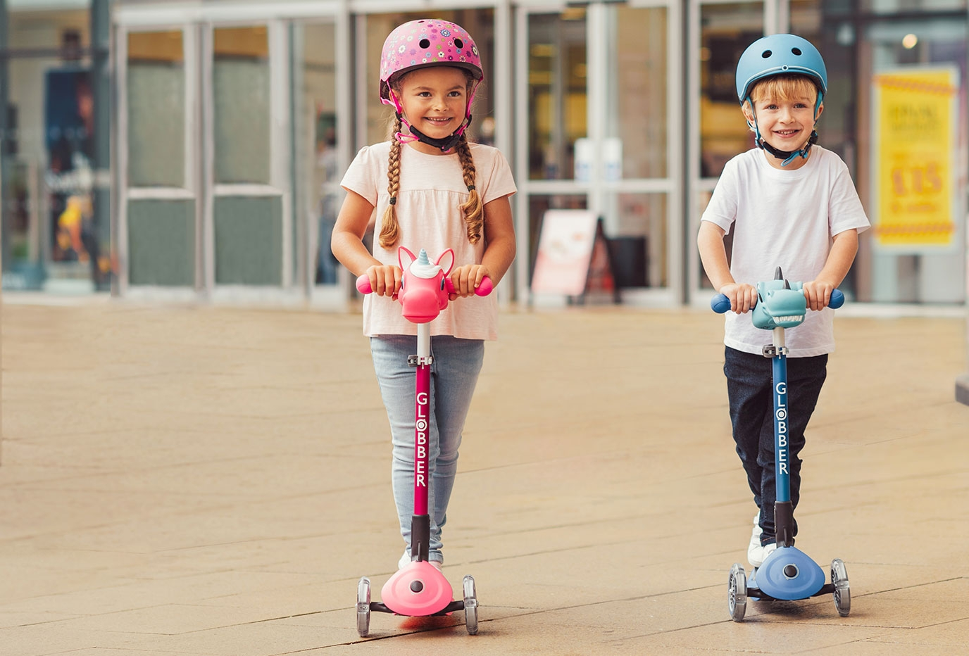 3 wheel scooters for girls and boys