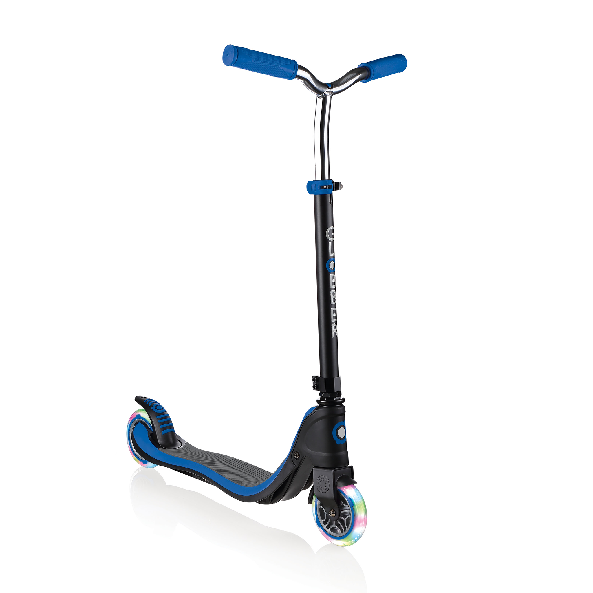 light-up scooter for teenage boy and girl - Globber FLOW 125 LIGHTS 0