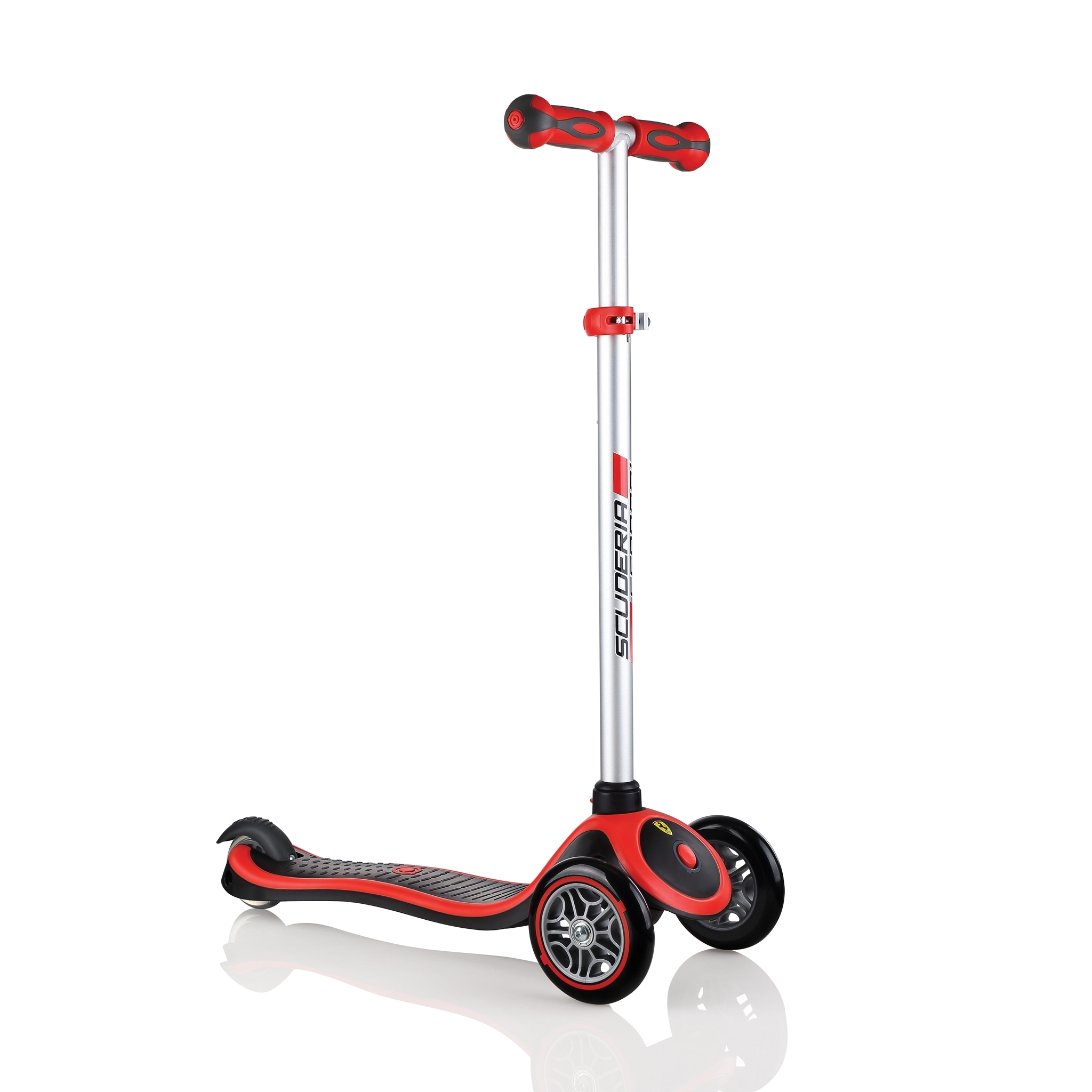 ferrari 3 wheel scooter - Globber PRIMO PLUS Ferrari 0