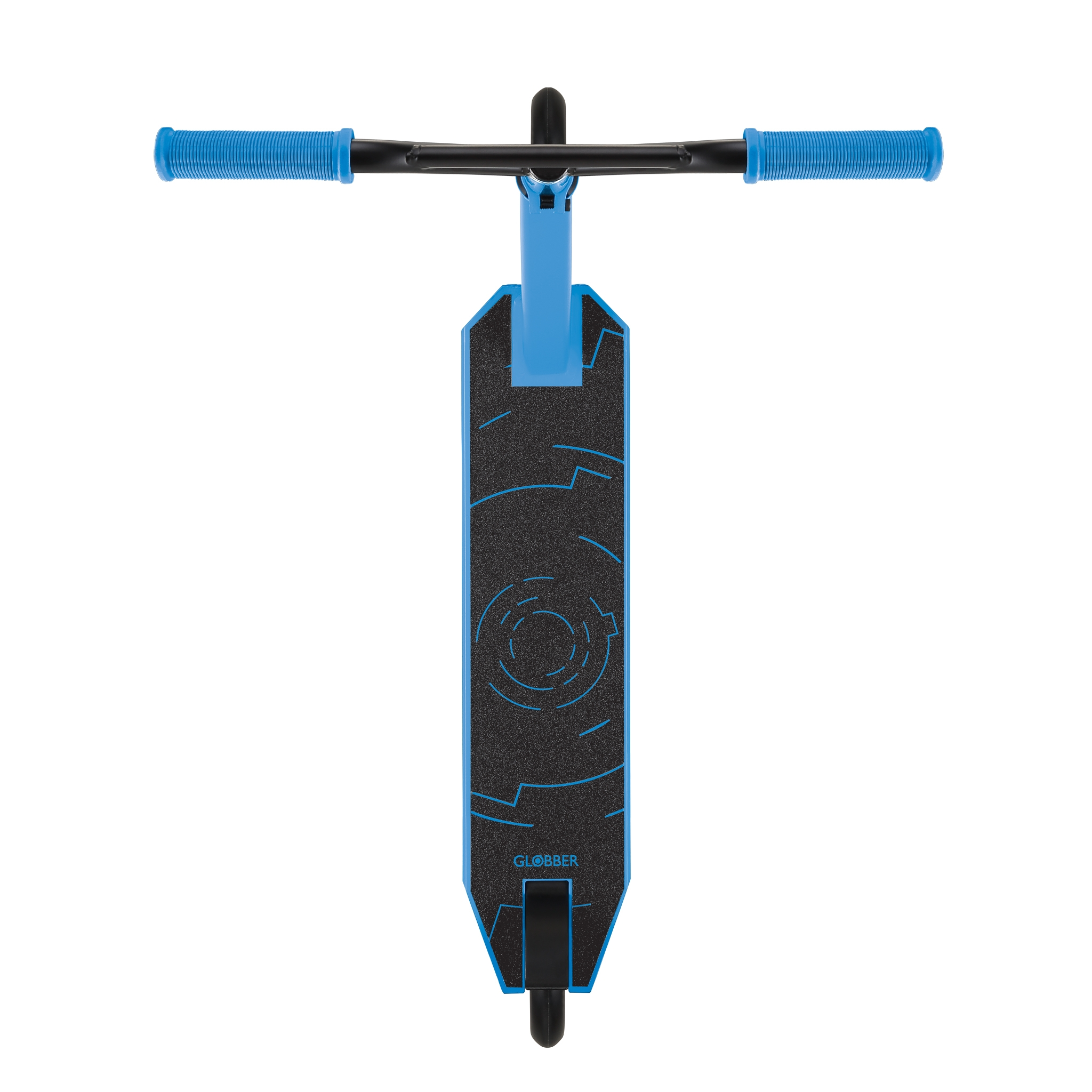 stunt scooter for kids and teens aged 8+ with pegs - Globber GS 540 1