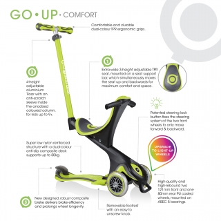 -GO•UP COMFORT LIGHTS