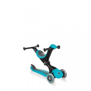 GO-UP-DELUXE-walking-bike-mode-teal thumbnail 3