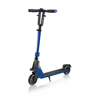 ONE-K-125-kick-and-fold-2-wheel-foldable-scooter-for-kids-and-teens-aged-8-and-above_blue thumbnail 0