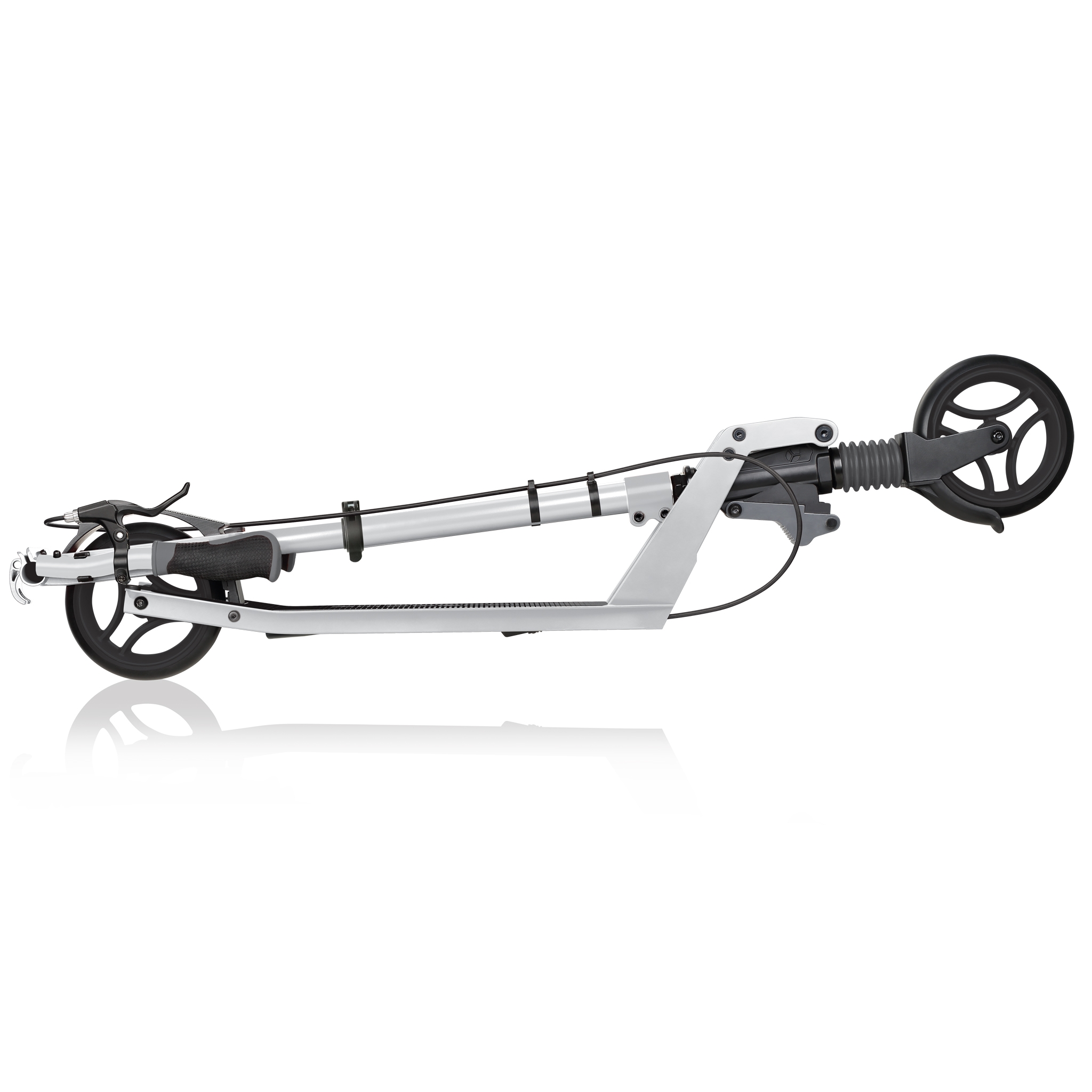 scooter with suspension - Globber ONE K 165 BR 3