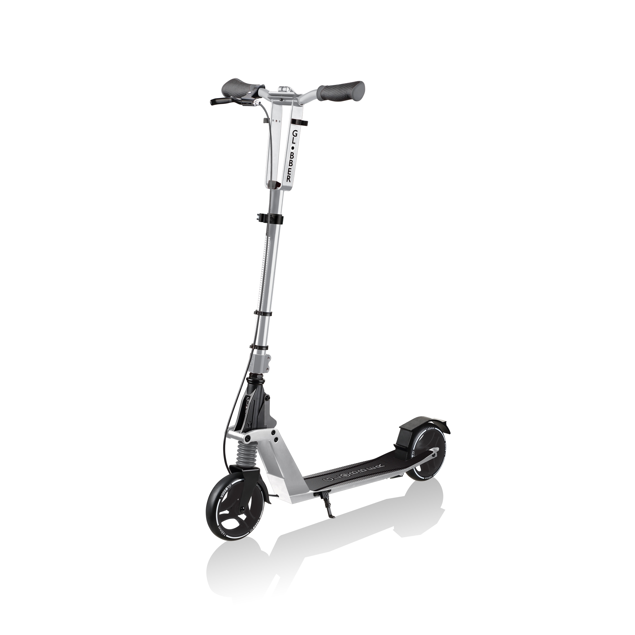 scooter with suspension - Globber ONE K 165 BR 0