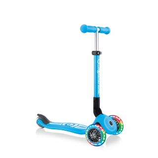 JUNIOR FOLDABLE FANTASY LIGHTS - 3 Wheel Scooter for Toddlers