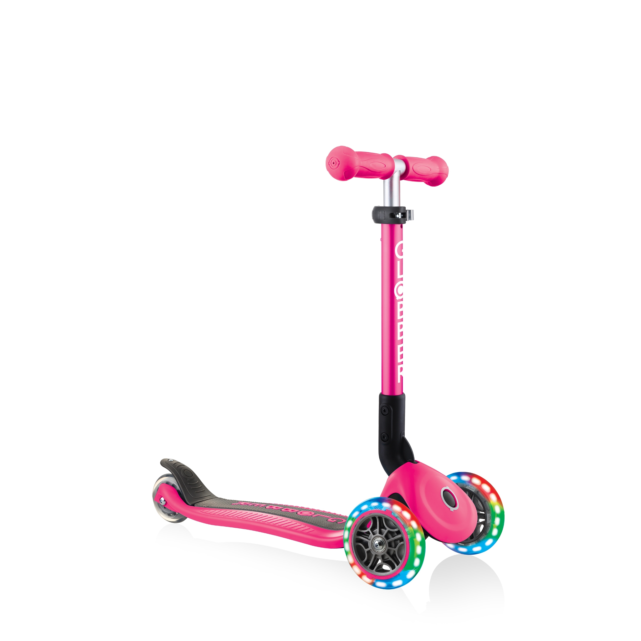 3-wheel-foldable-light-up-scooter-for-toddlers-aged-2-years-old-Globber-JUNIOR-FOLDABLE-LIGHTS 0