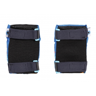 Equipaggiamento protettivo con stampe per bambini (gomiti e ginocchia)
