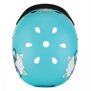 ELITE-helmets-best-scooter-helmets-for-kids-with-air-vents-cooling-system-blue thumbnail 2