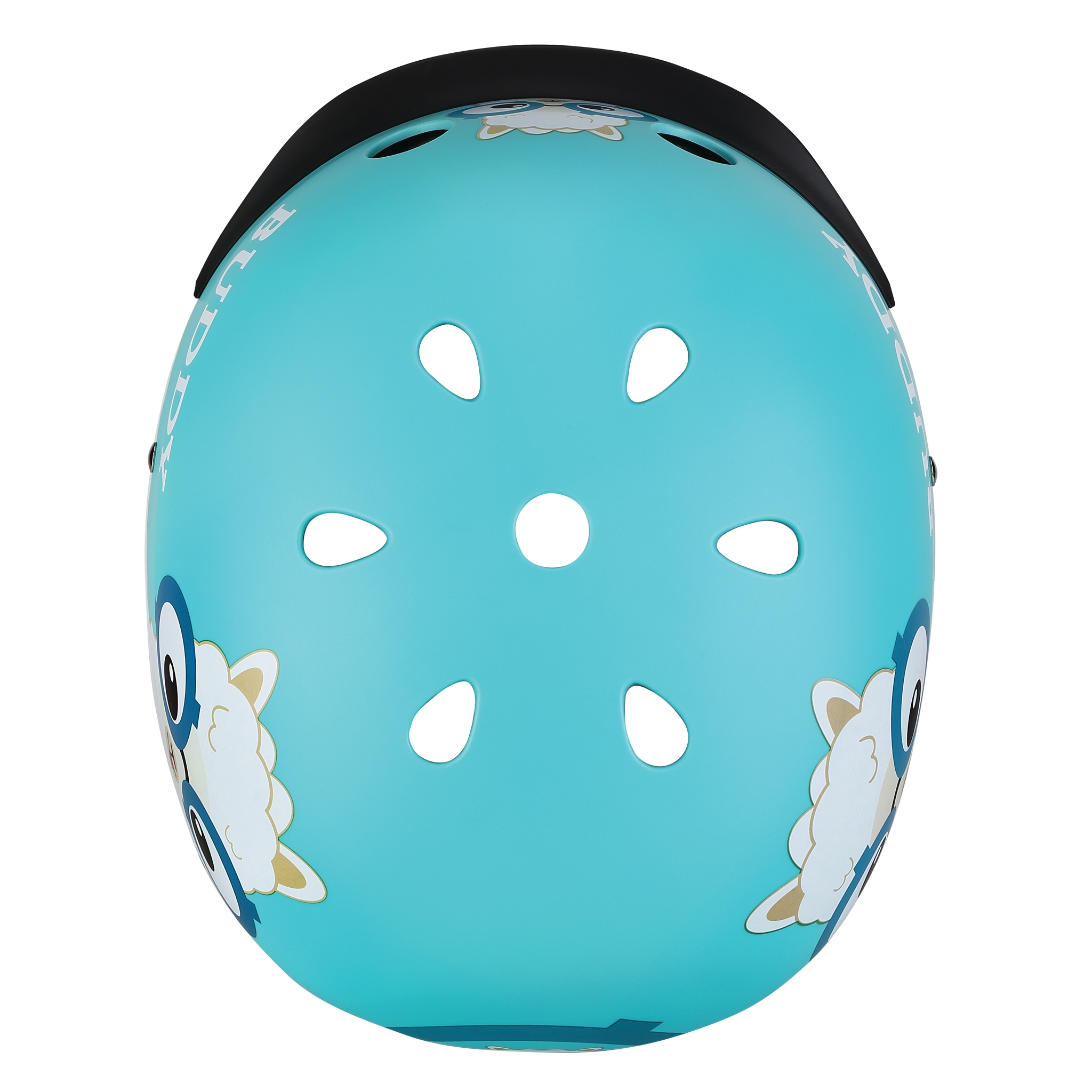 ELITE-helmets-best-scooter-helmets-for-kids-with-air-vents-cooling-system-blue 2