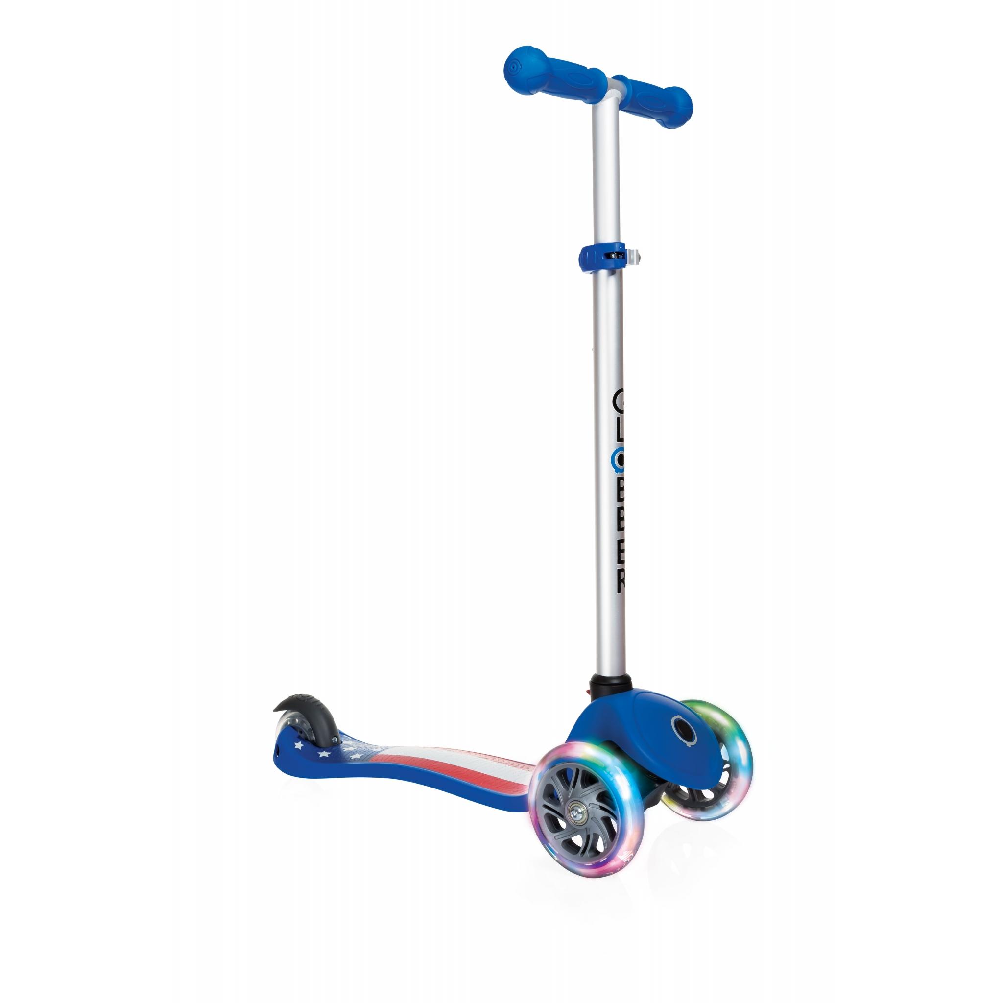 3 wheel light up scooter - Globber PRIMO FANTASY LIGHTS 0