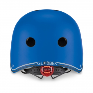 PRIMO-helmets-scooter-helmets-for-kids-with-LED-lights-safe-helmet-for-kids-navy-blue thumbnail 2