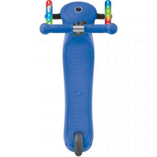 PRIMO-LIGHTS-3-wheel-scooter-for-kids-with-anti-slip-compostie-deck_navy-blue thumbnail 3