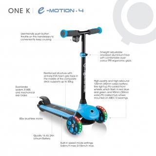 ONE K E-MOTION 4