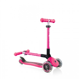 3-wheel-folding-scooter-for-toddlers-JUNIOR-FOLDABLE thumbnail 2