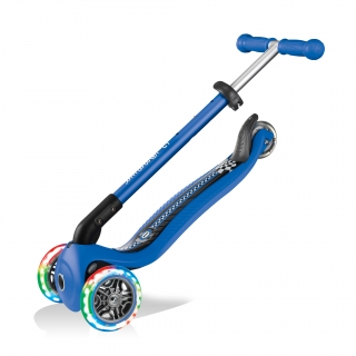 primo-foldable-fantasy-lights-light-up-scooter-for-kids-trolley-mode thumbnail 5