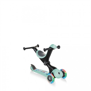 3-in-1-scooter-for-toddlers-walking-bike-mode-Globber-GO-UP-DELUXE-FANTASY-LIGHTS thumbnail 2