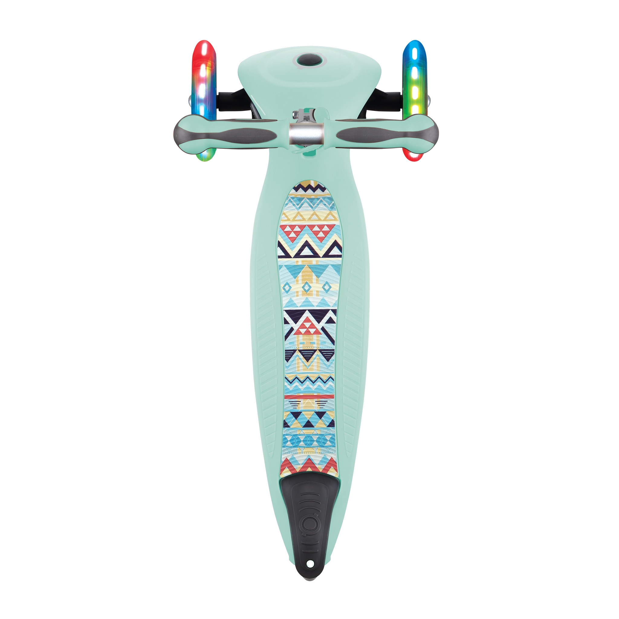 foldable-scooters-for-toddlers-with-patterned-deck-GO-UP-DELUXE-FANTASY-LIGHTS 5