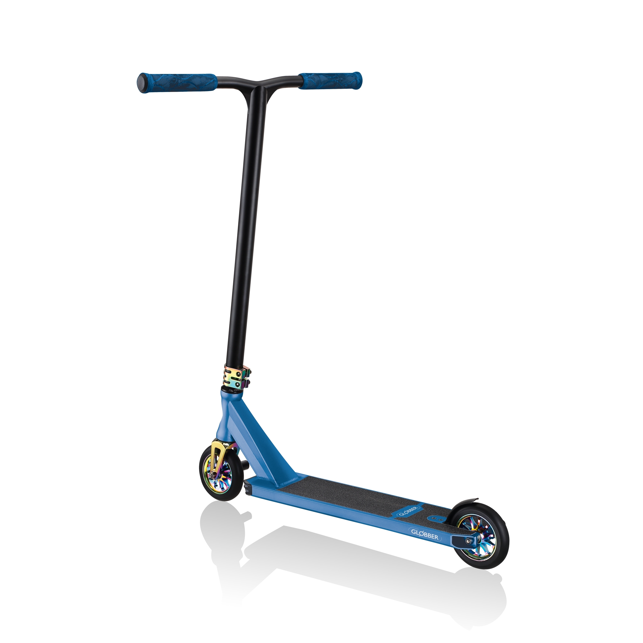 cool-chrome-stunt-scooter-Globber-GS-900-DELUXE 3