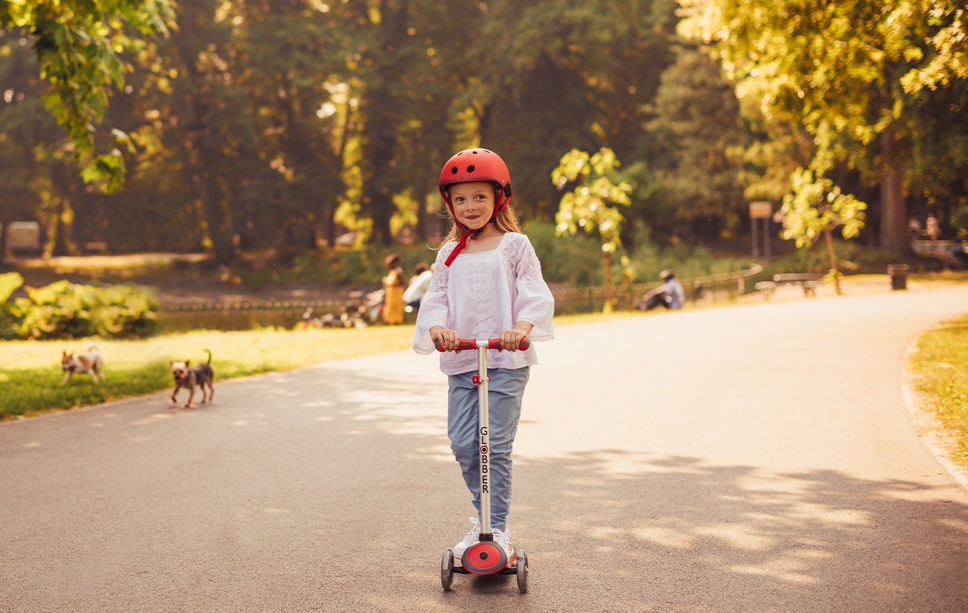 3 wheel scooters with for boys and girls