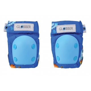 Комплект защиты GLOBBER для детей с принтом