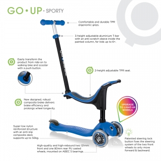 Product (hover) image of GLOBBER GO UP SPORTY LIGHTS