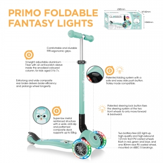 Product (hover) image of GLOBBER PRIMO FOLDABLE FANTASY LIGHTS