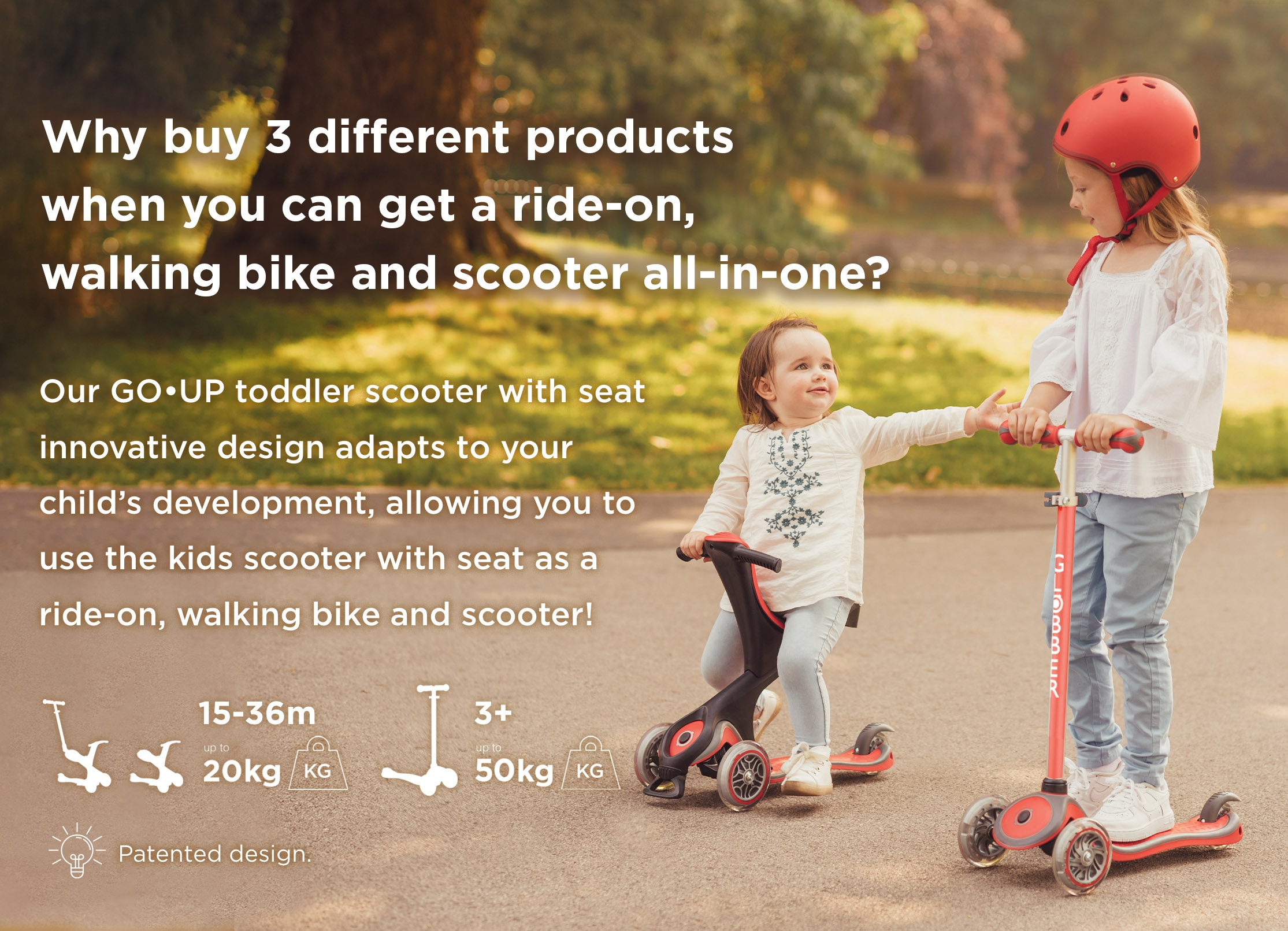 Globber-GO-UP-toddler-scooters-with-seat-innovative-design
