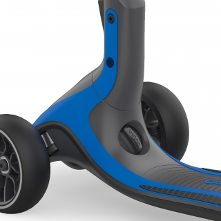 3 wheel foldable scooter for kids, teens and adults - Globber ULTIMUM thumbnail 1
