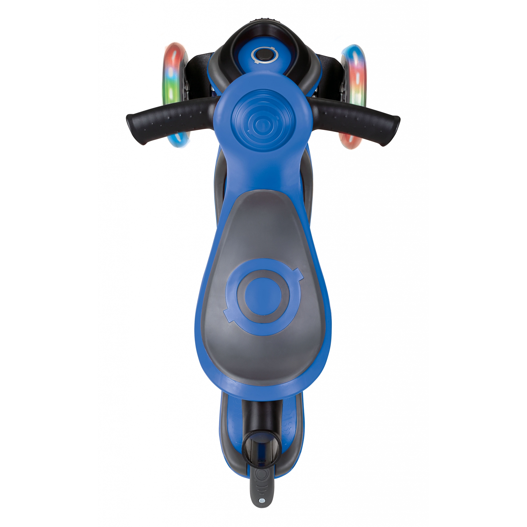 GO-UP-COMFORT-LIGHTS-scooter-with-seat-extra-wide-seat-for-maximum-comfort-navy-blue 3
