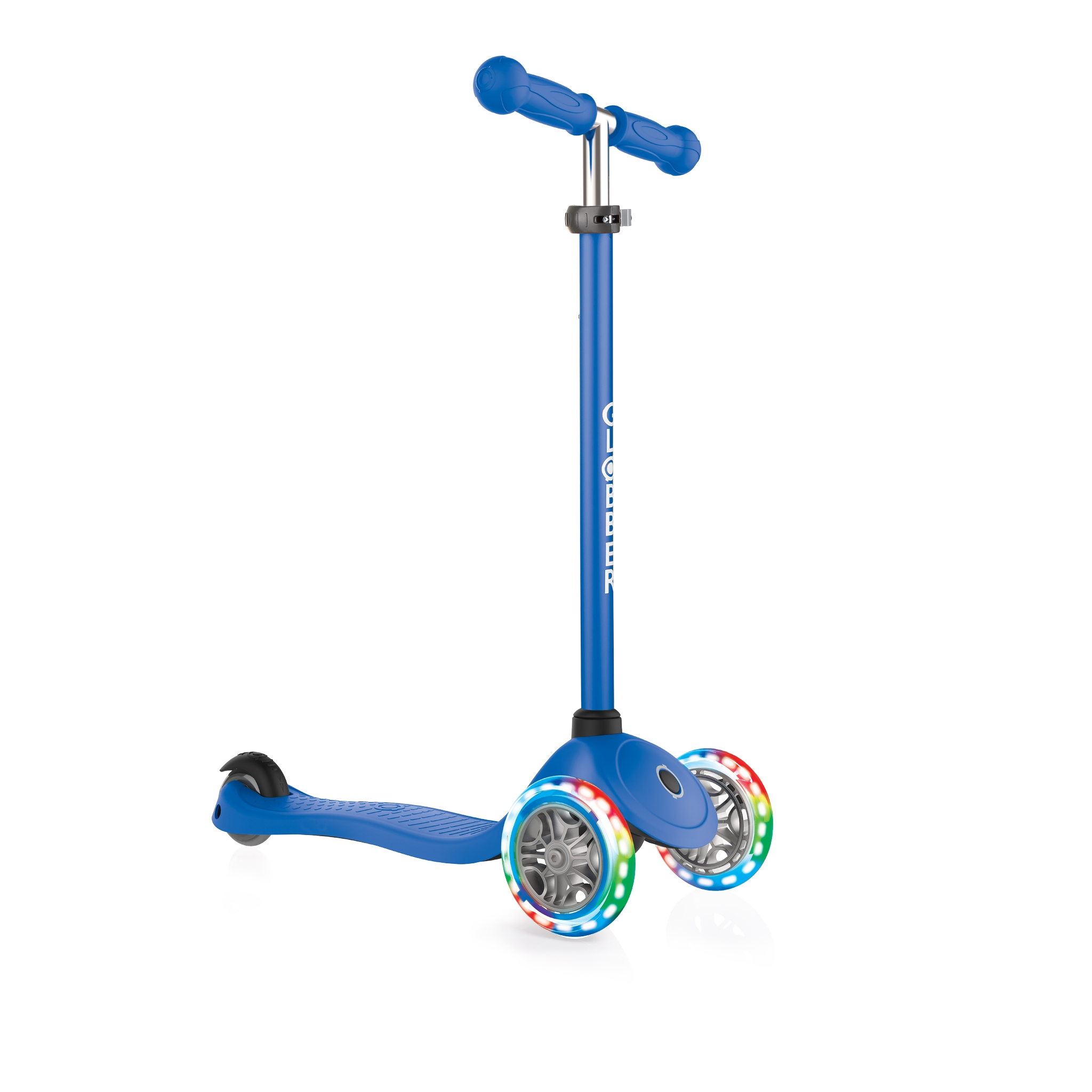 PRIMO-LIGHTS-3-wheel-scooter-for-kids-aged-3-and-above_navy-blue 0