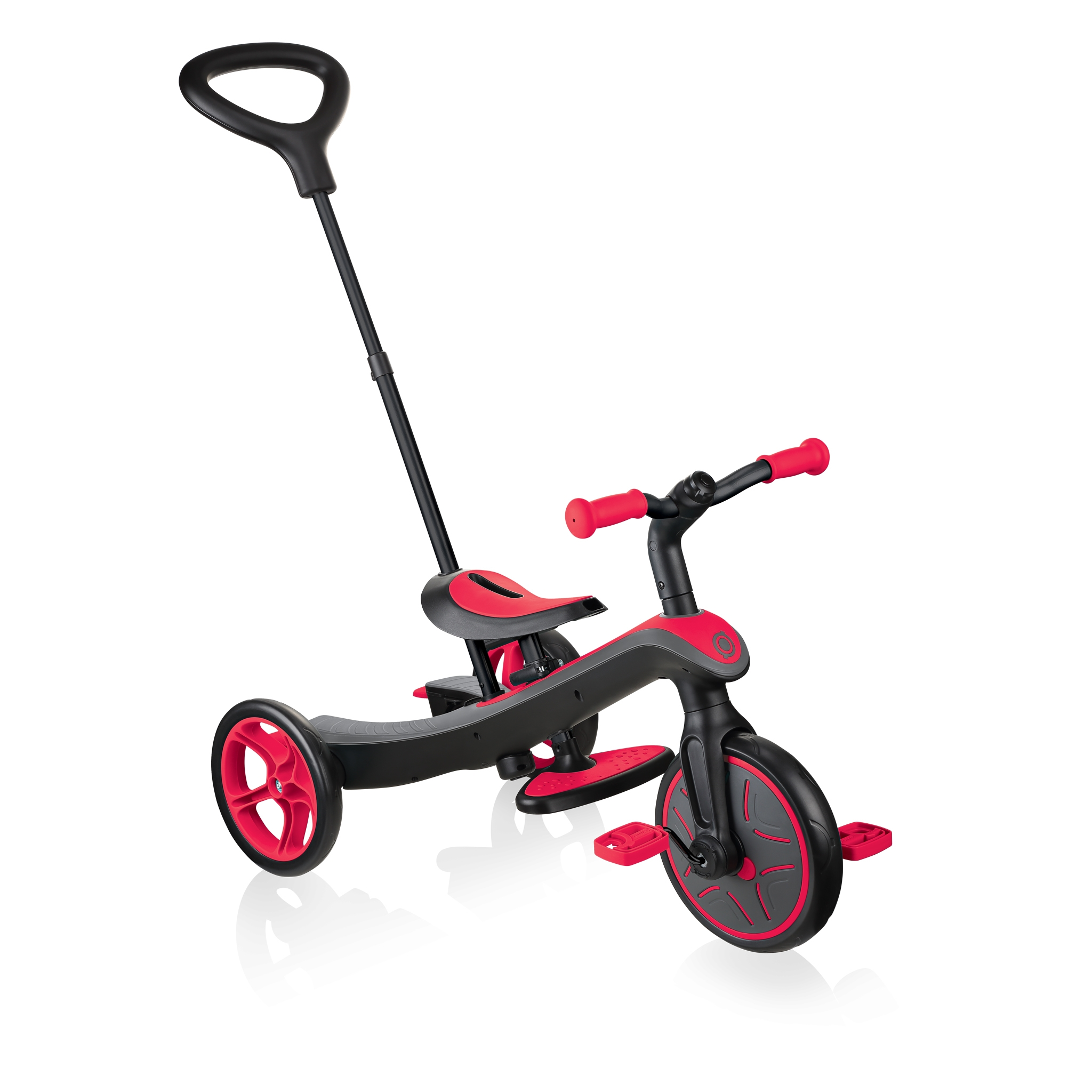 Globber-EXPLORER-TRIKE-4in1-all-in-one-baby-tricycle-and-kids-balance-bike-stage2-guided-trike 1