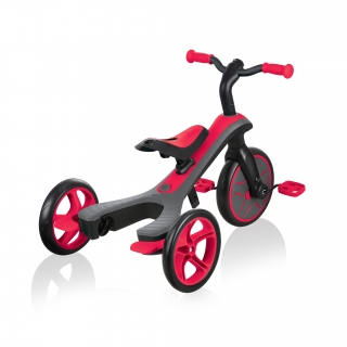 Globber-EXPLORER-TRIKE-4in1-all-in-one-baby-tricycle-and-kids-balance-bike-with-patented-wheel-mechanism-transformation thumbnail 8