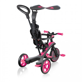 Globber-EXPLORER-TRIKE-4in1-all-in-one-baby-tricycle-and-kids-balance-bike-stage1-infant-trike thumbnail 6