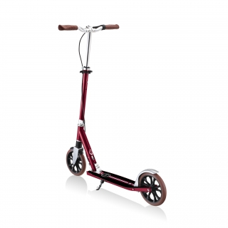 Globber-NL-205-DELUXE-big-wheel-scooter-for-kids-with-front-suspension thumbnail 6