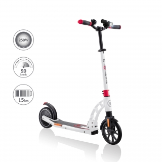 Globber-ONE-K-E-MOTION-15-electric-scooter-with-front-suspension-and-rear-ISO-brake-lights-and-front-ISO-LED-lights2 thumbnail 0