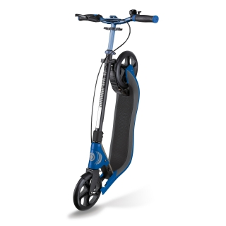 foldable scooter for adults with handbrake - Globber ONE NL 205 DELUXE thumbnail 2