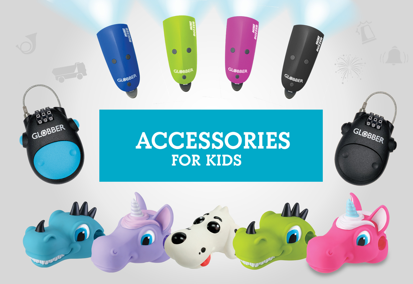 Accessories For Kids, teens & adults.