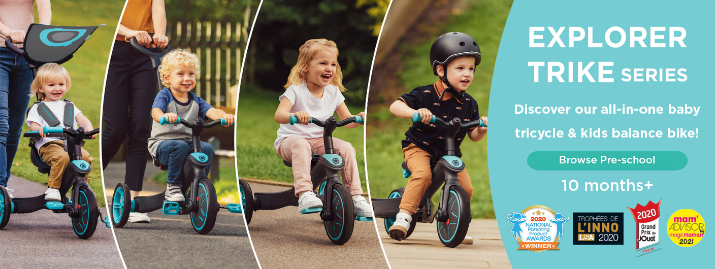 Globber-EXPLORER-TRIKE-all-in-one-baby-tricycle-and-kids-balance-bike