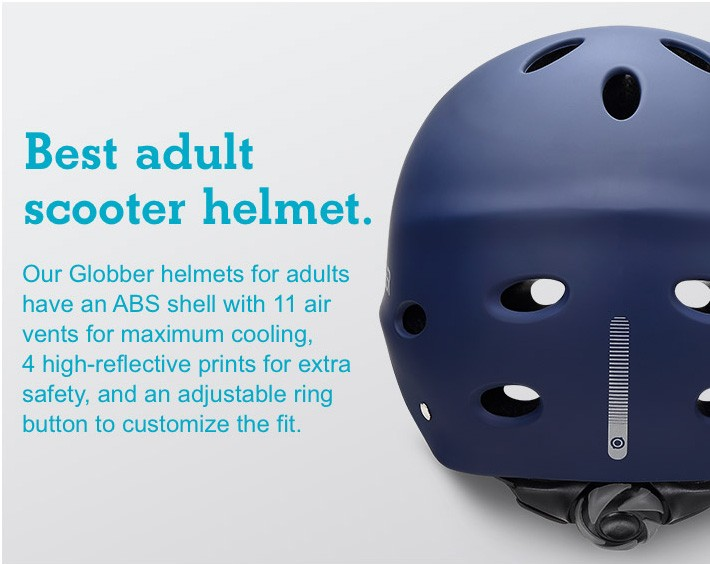 Best adult scooter helmet.