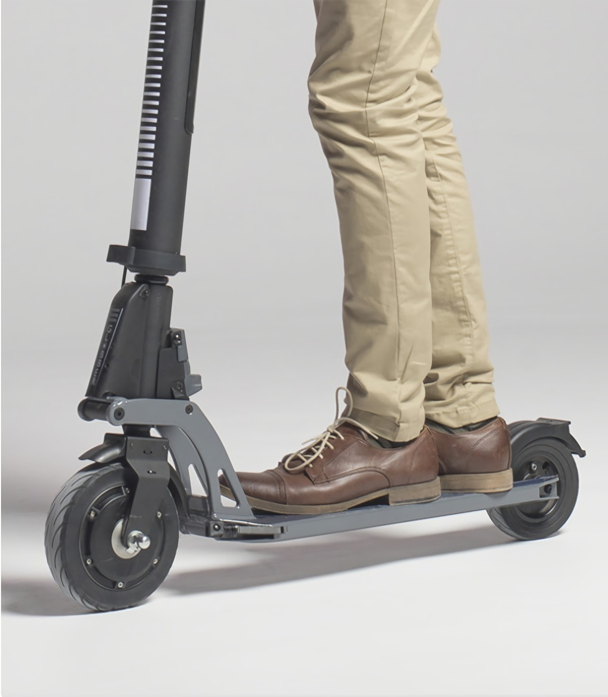 the smoothest experience - E-scooter