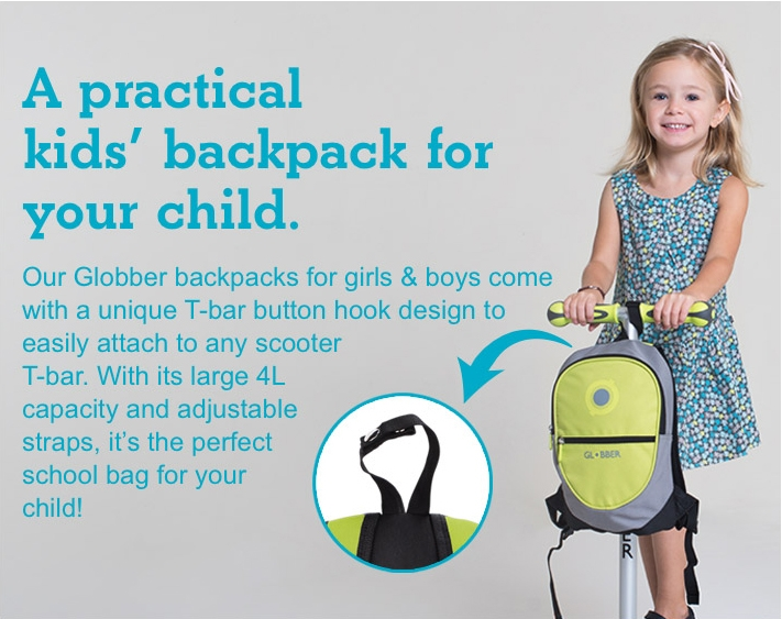 A practical kids' backpack for your child