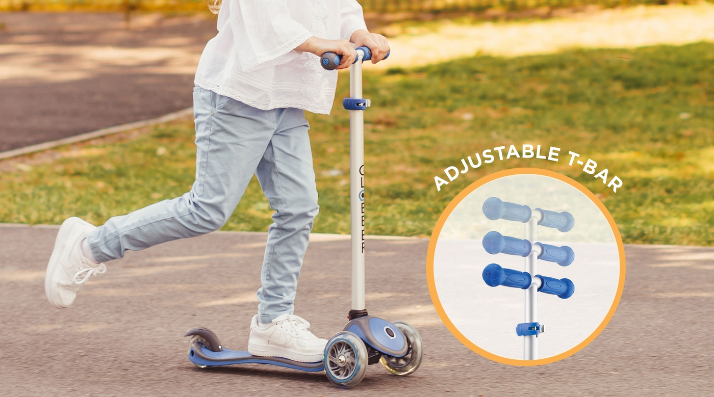 adjustable scooters