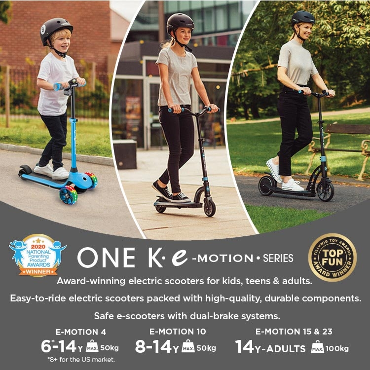 Globber-ONE-K-E-MOTION-award-winning-electric-scooters-for-teens-and-adults