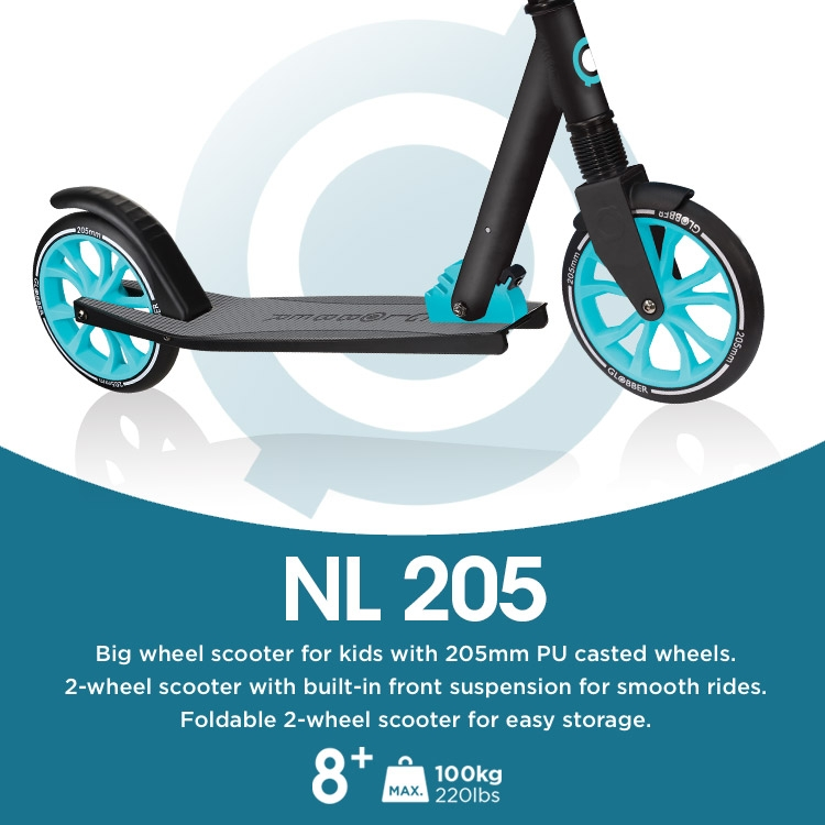 Globber-NL-205-big-wheel-scooter-for-kids
