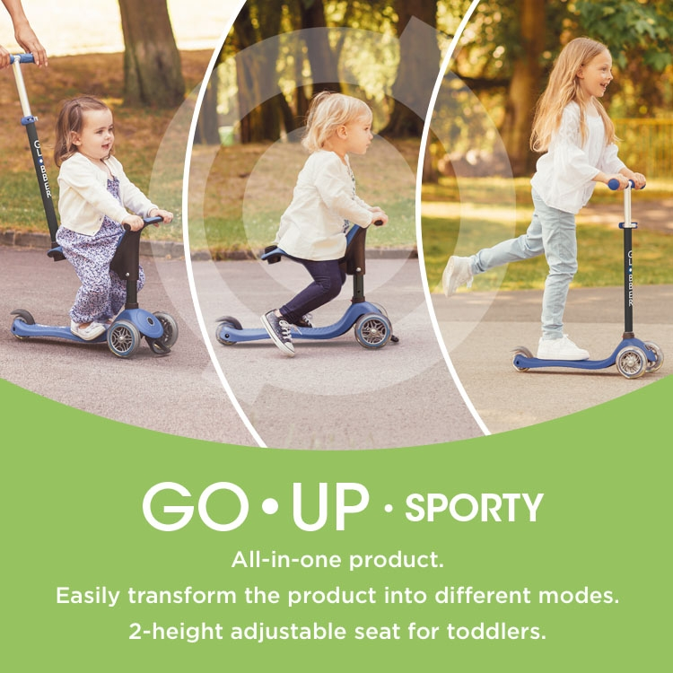 Scooters for all - GO•UP SPORTY
