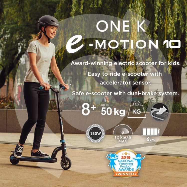 Electric scooter for kids, teens and adults - ONE K E-MOTION