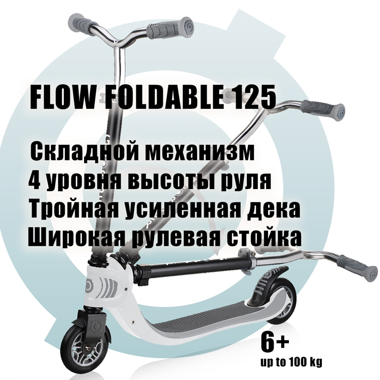 FLOW FOLDABLE